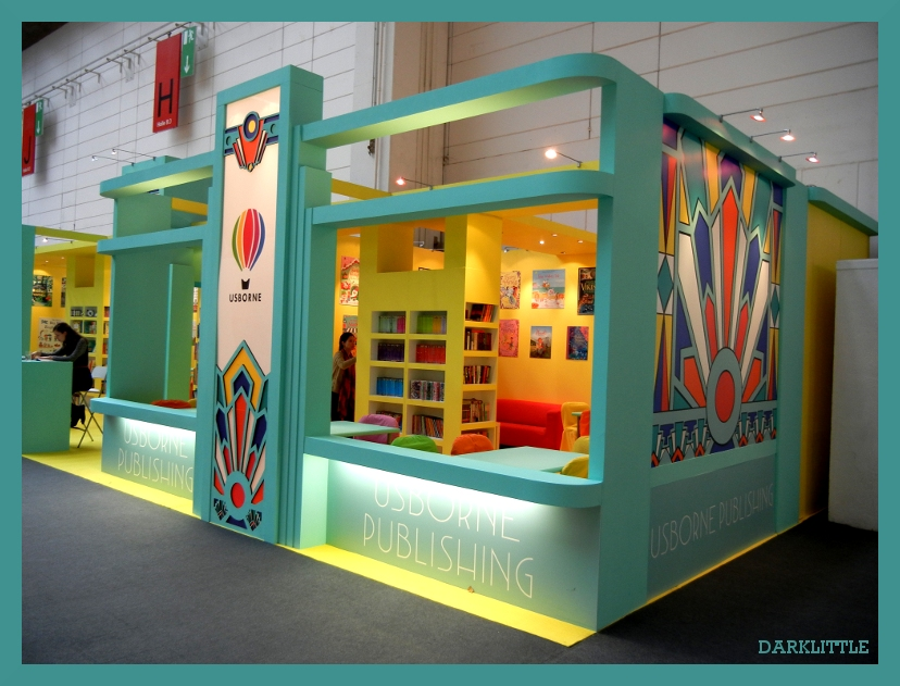 Ideas For Exhibition Booth : Frankfurt book fair all that magic