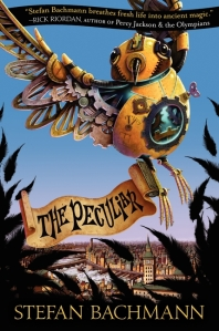 The Peculiar Cover