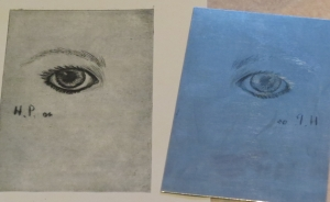 Etching Eye