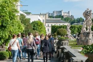 Instawalk through Salzburg