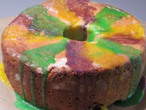 Slow Cooker King Cake
